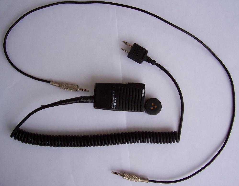 Montaż mikrofonogłośnika